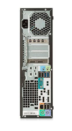 HP Z230 SFF 3.6GHz i7-4790 SFF Nero Stazione di lavoro