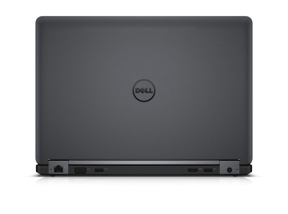 """DELL Latitude 14 2.2GHz i5-5200U 14"""" 1366 x 768Pixel Nero Computer portatile"""