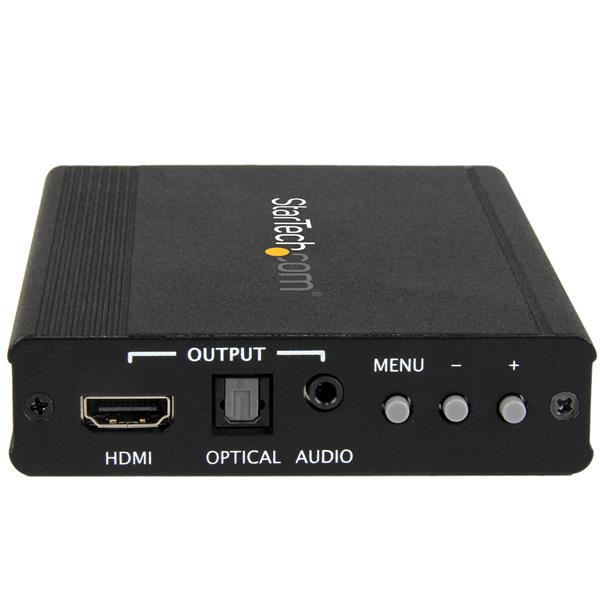 StarTech.com Convertitore audio/video professionale VGA a HDMI con scaler - 1920 x 1200