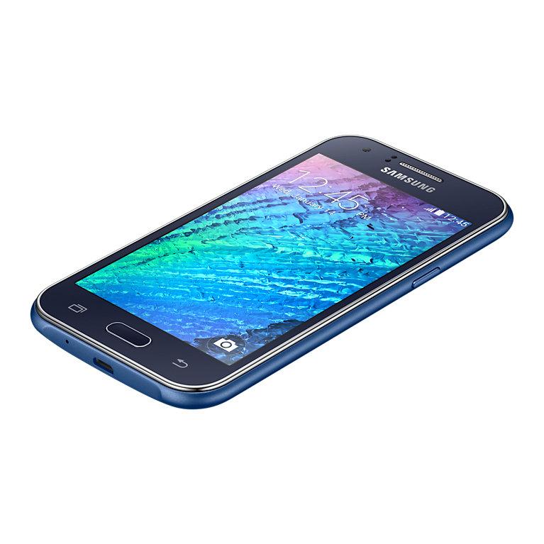Samsung Galaxy J1 SM-J100H 4GB Blu