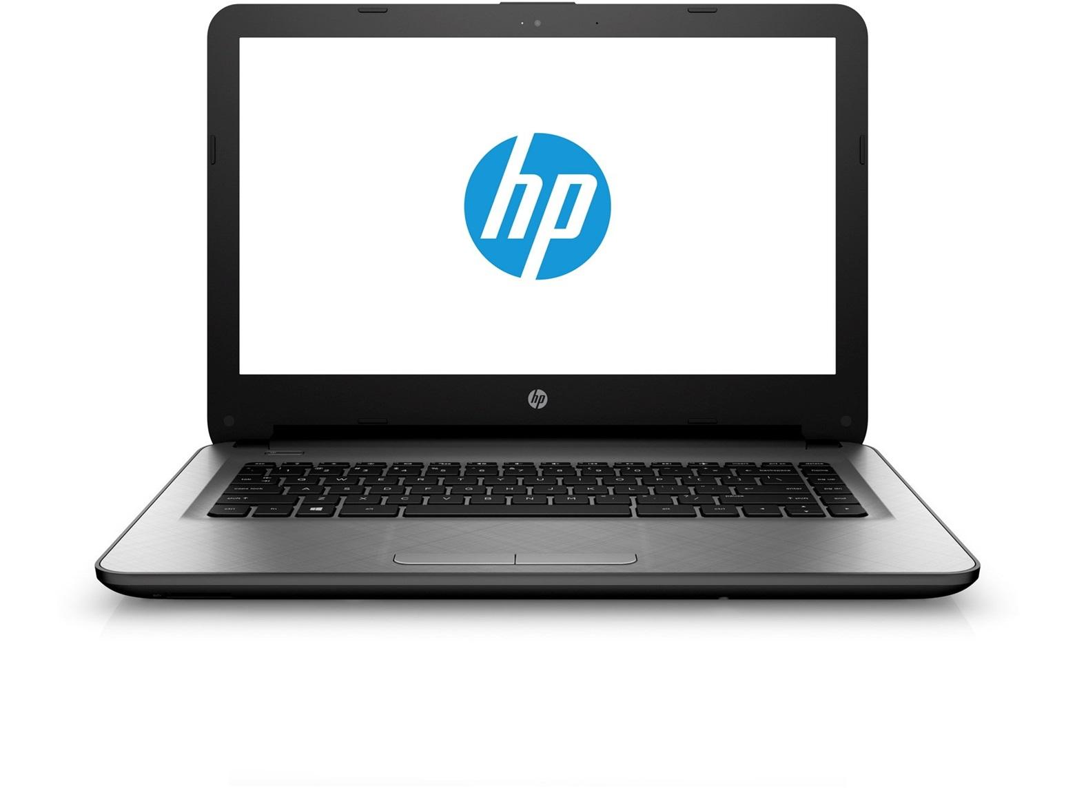 "HP 14-ac030tx 2.2GHz i5-5200U 14"" 1366 x 768Pixel Argento Computer portatile"
