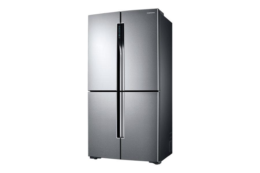 Samsung RF60J9000SL Incasso/libero 611L A+ Acciaio inossidabile frigorifero side-by-side
