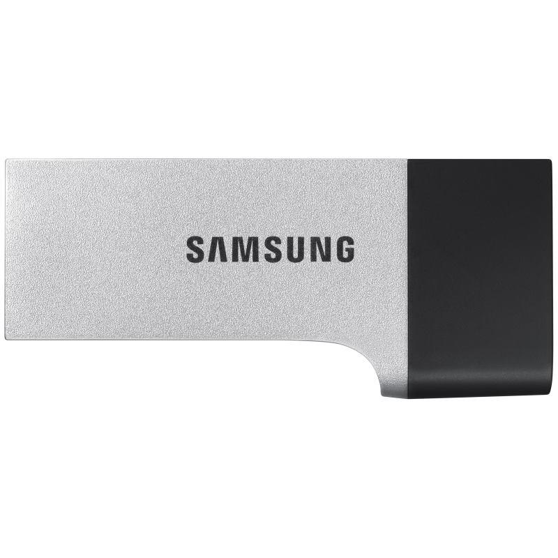 Samsung MUF-CB 64GB 64GB USB 3.0 (3.1 Gen 1) Tipo-A Nero, Argento unità flash USB