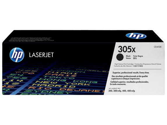 HP 305X Toner laser 4000pagine Nero