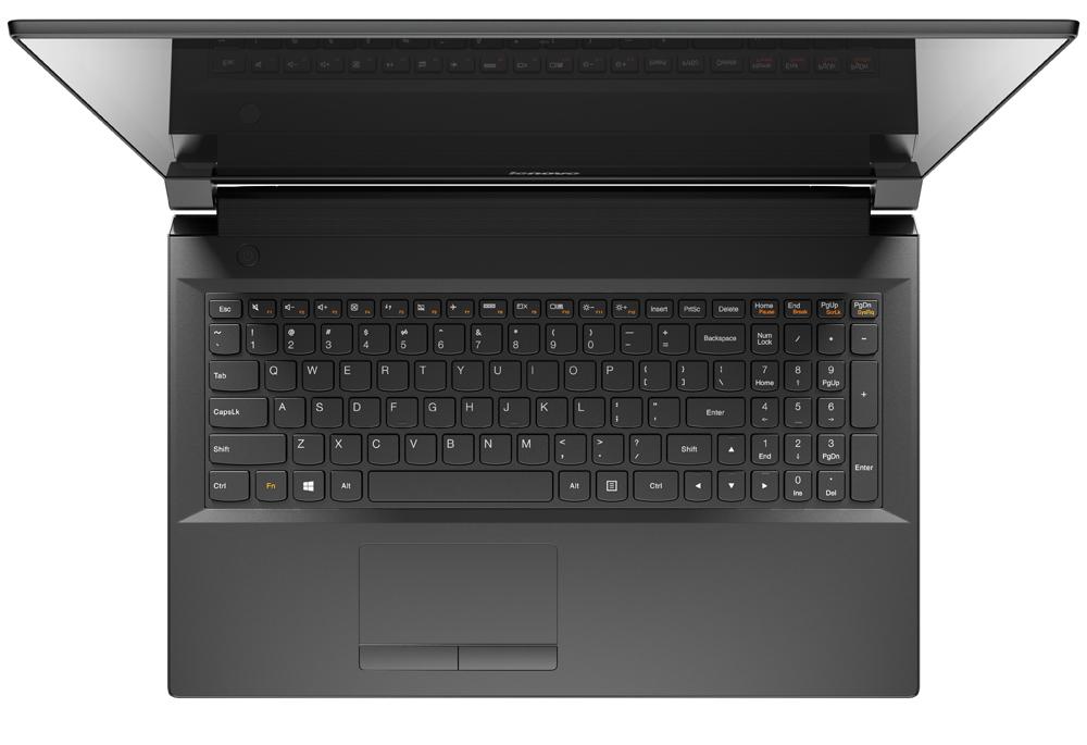 "Lenovo B50-80 1.9GHz i3-4030U 15.6"" 1366 x 768Pixel Nero Computer portatile"