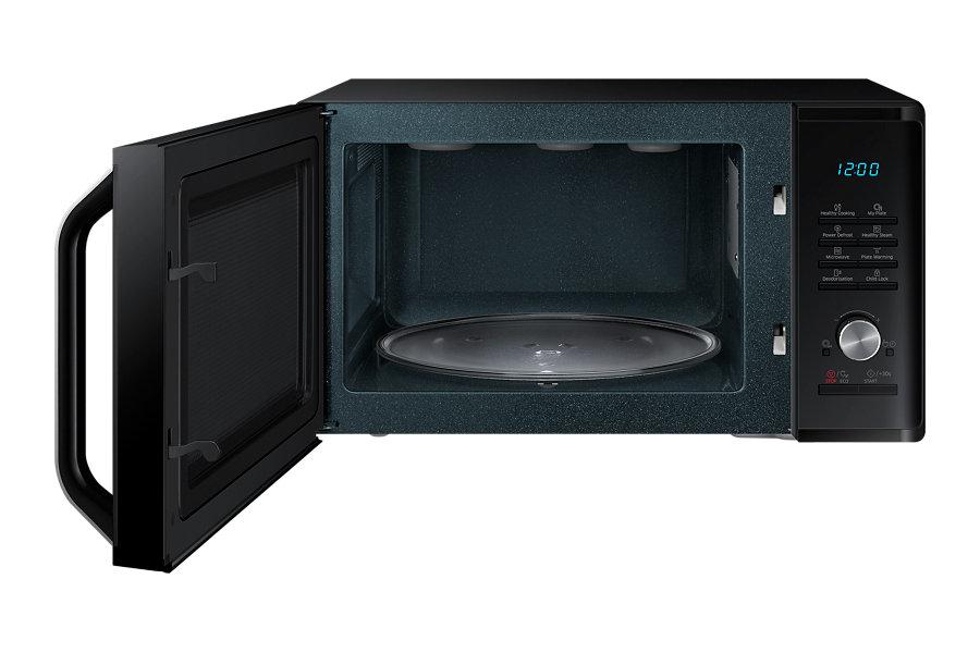 Samsung MS28J5255UB Piano di lavoro 28L 1000W Nero forno a microonde