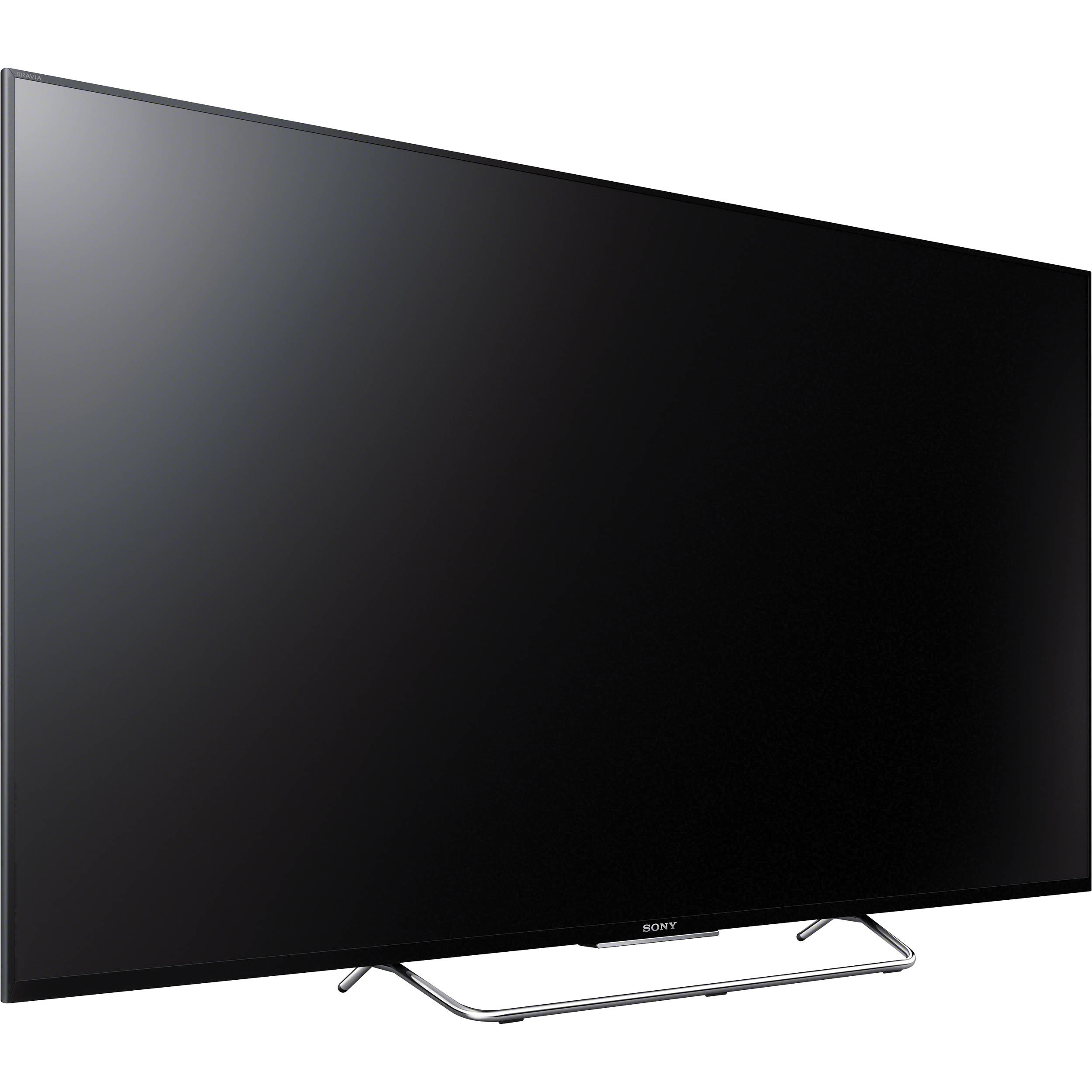 "Sony KDL-55W800C 54.6"" Full HD Compatibilità 3D Smart TV Wi-Fi Nero LED TV"