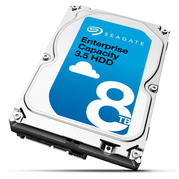 Seagate Enterprise 8TB 8000GB Serial ATA internal hard drive
