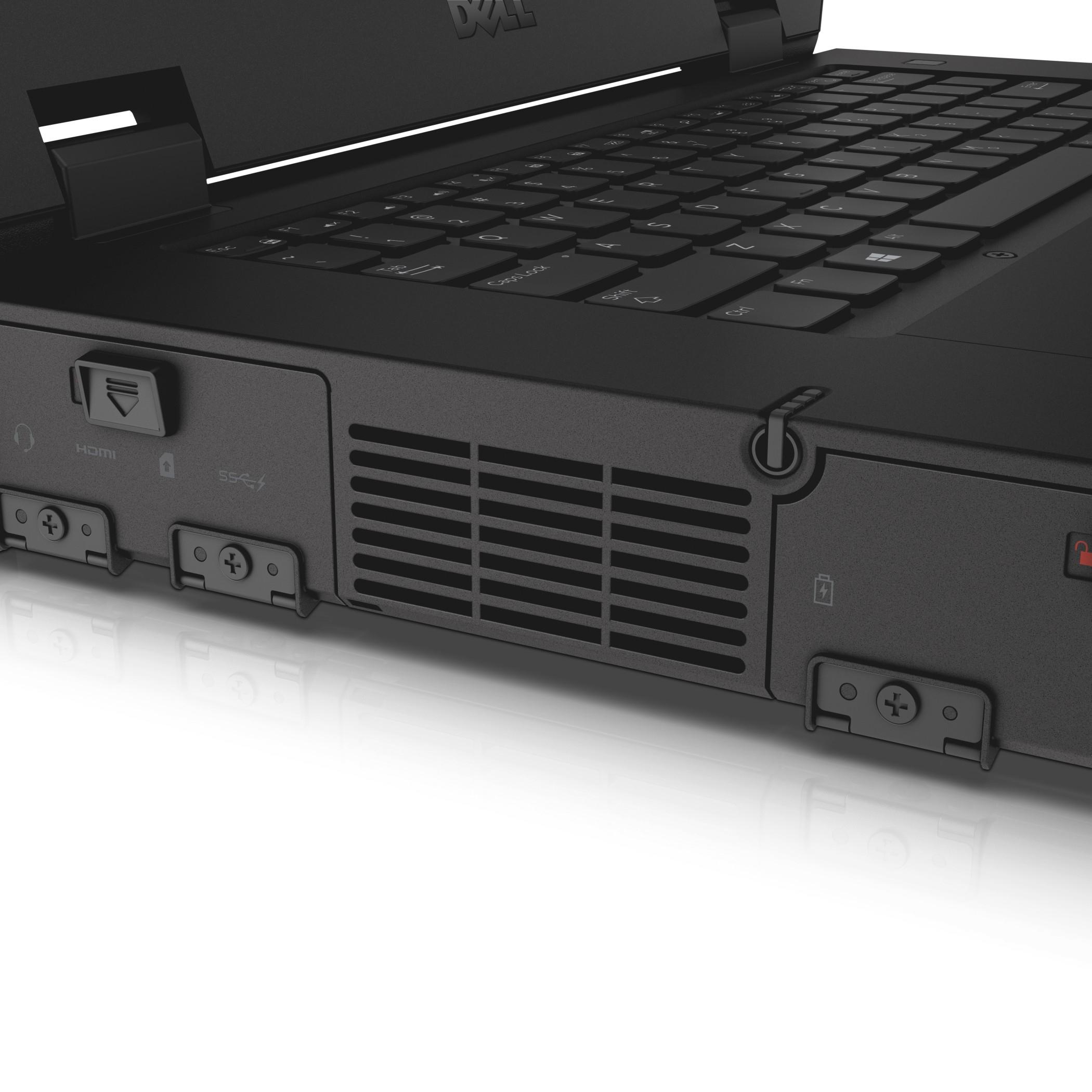 """DELL Latitude 14 2GHz i5-4310U 14"""" 1366 x 768Pixel Touch screen Nero Computer portatile"""