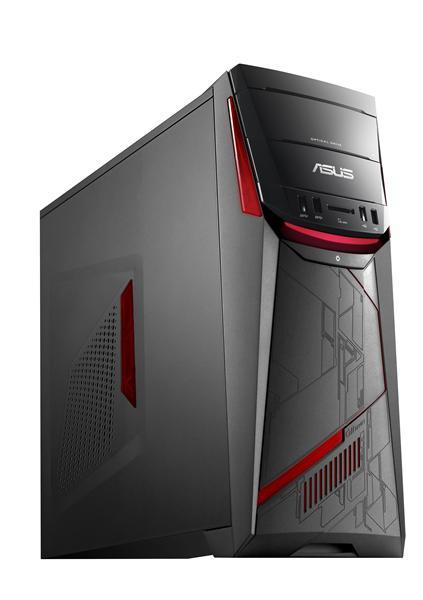 ASUS ROG G11CD-US007T 3.4GHz i7-6700 Torre Nero, Grigio, Rosso PC PC