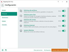 Kaspersky Lab Anti-Virus 2016 Base license 1utente(i) 1anno/i ESP
