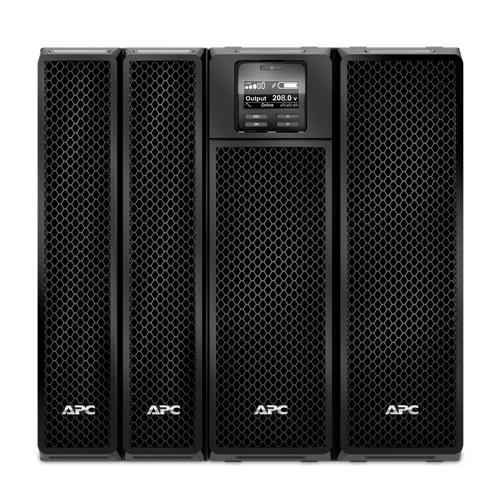 APC Smart-UPS Doppia conversione (online) 10000VA 11presa(e) AC Montaggio a rack/Torre Nero gruppo di continuità (UPS)
