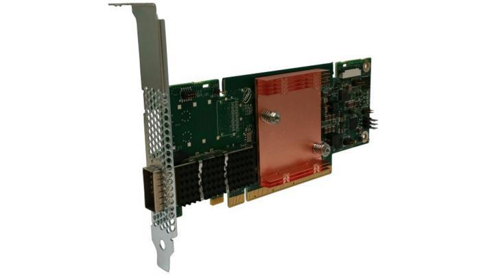 Intel 100HFA016LS Interno QSFP28 scheda di interfaccia e adattatore