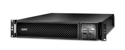 APC Smart-UPS On-Line Doppia conversione (online) 2200VA 10presa(e) AC Montaggio a rack/Torre Nero gruppo di continuità (UPS)
