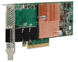 Intel 100HFA016FS Interno QSFP28 scheda di interfaccia e adattatore