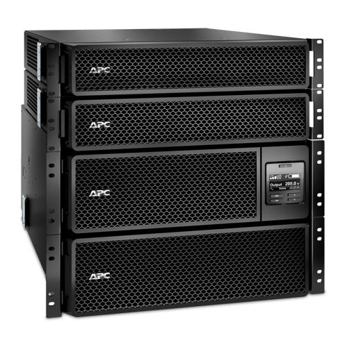 APC Smart-UPS Doppia conversione (online) 10000VA 29presa(e) AC Montaggio a rack Nero gruppo di continuità (UPS)