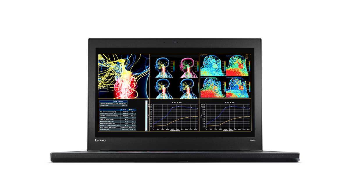 Lenovo ThinkPad P50s 2.5GHz i7-6500U 15.5