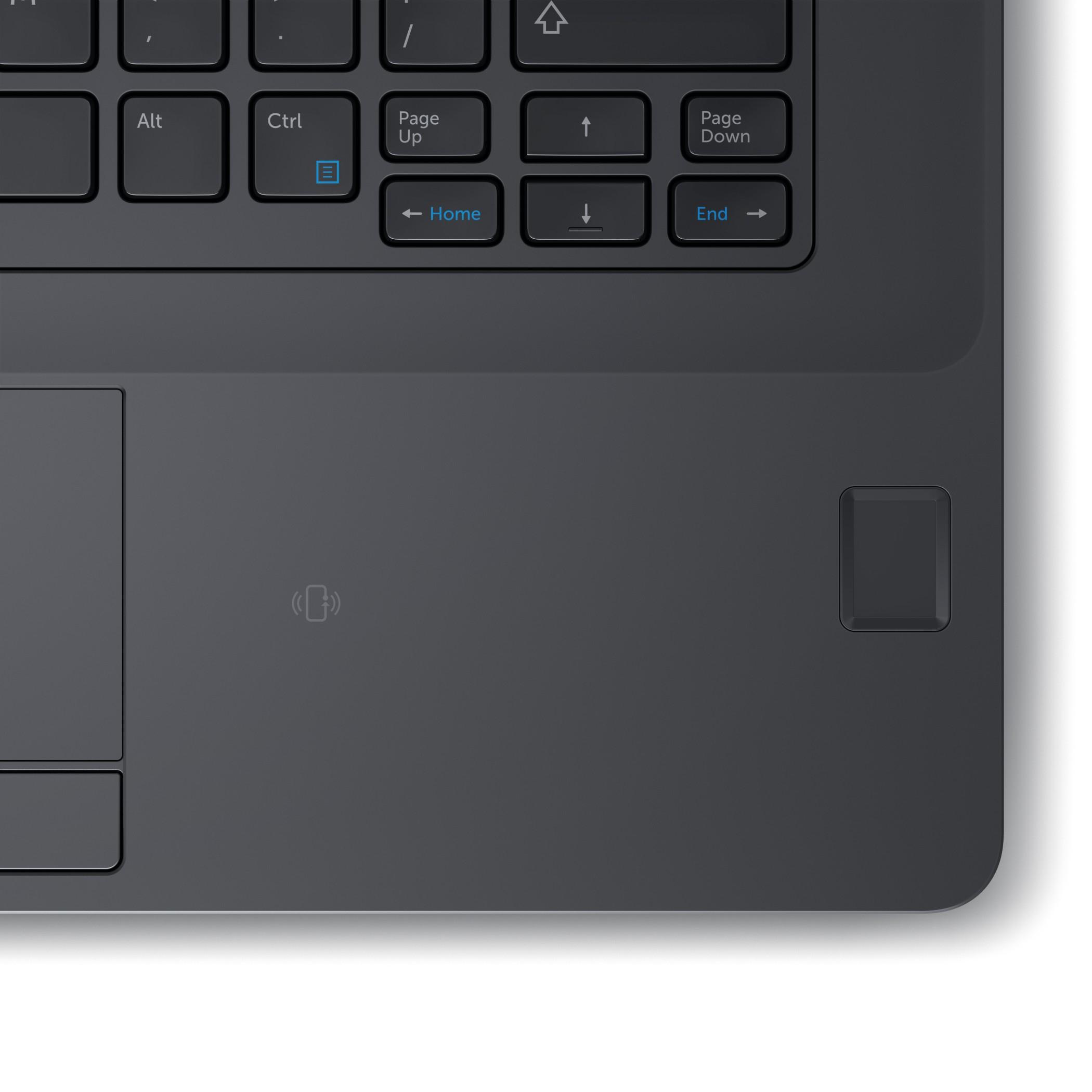 """DELL Latitude 14 2.3GHz i5-6200U 14"""" 1366 x 768Pixel Nero, Argento Computer portatile"""