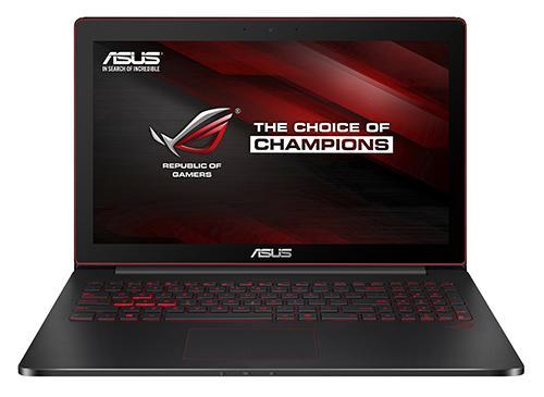 "ASUS ROG G501VW-FI034T-BE 2.6GHz i7-6700HQ 15.6"" 3840 x 2160Pixel Nero Computer portatile"