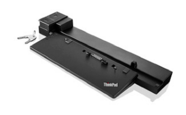 Lenovo 40A50230UK Black notebook dock/port replicator