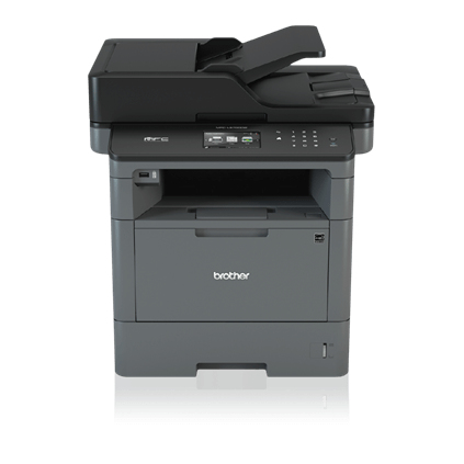 Brother MFC-L5700DW Wireless Duplex All-in-One Monochrome Laser Printer