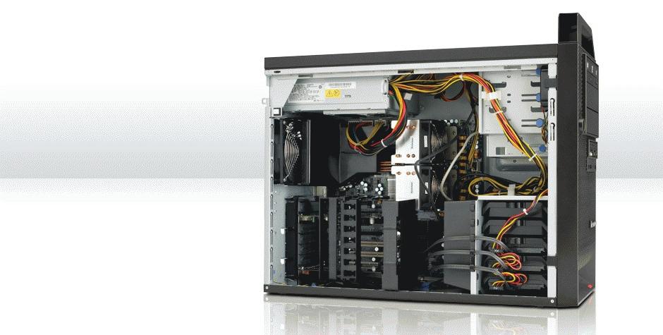 Lenovo ThinkStation S20 (410596G), NL 2.4GHz W3503 Torre Stazione di lavoro