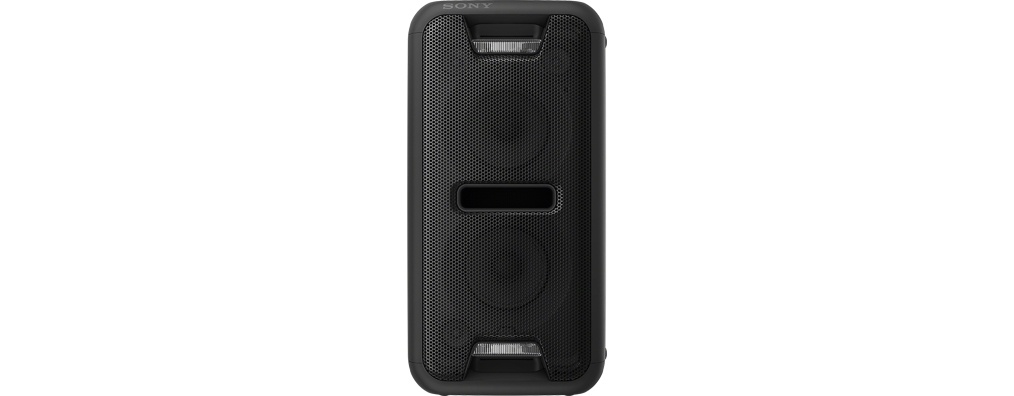 Sony GTKXB7BC Handheld Public Address (PA) system Nero sistema di amplificazione