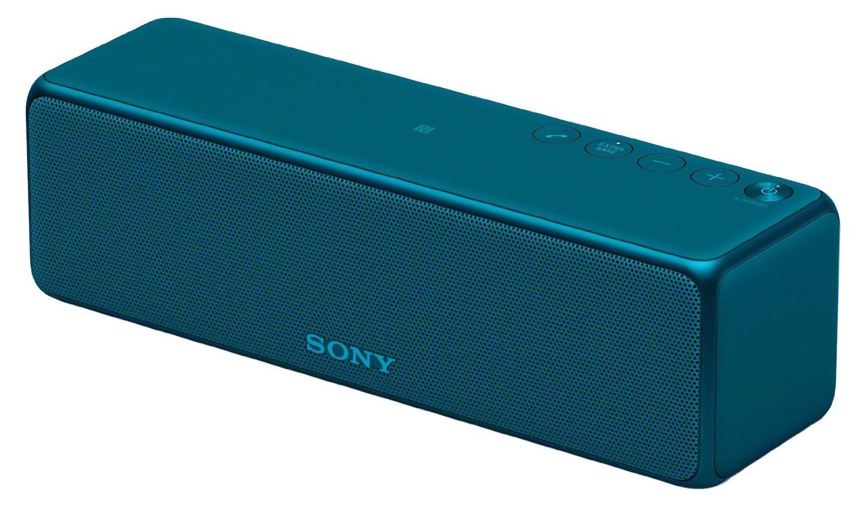 Sony h.ear go Stereo portable speaker 24W Rettangolo Blu