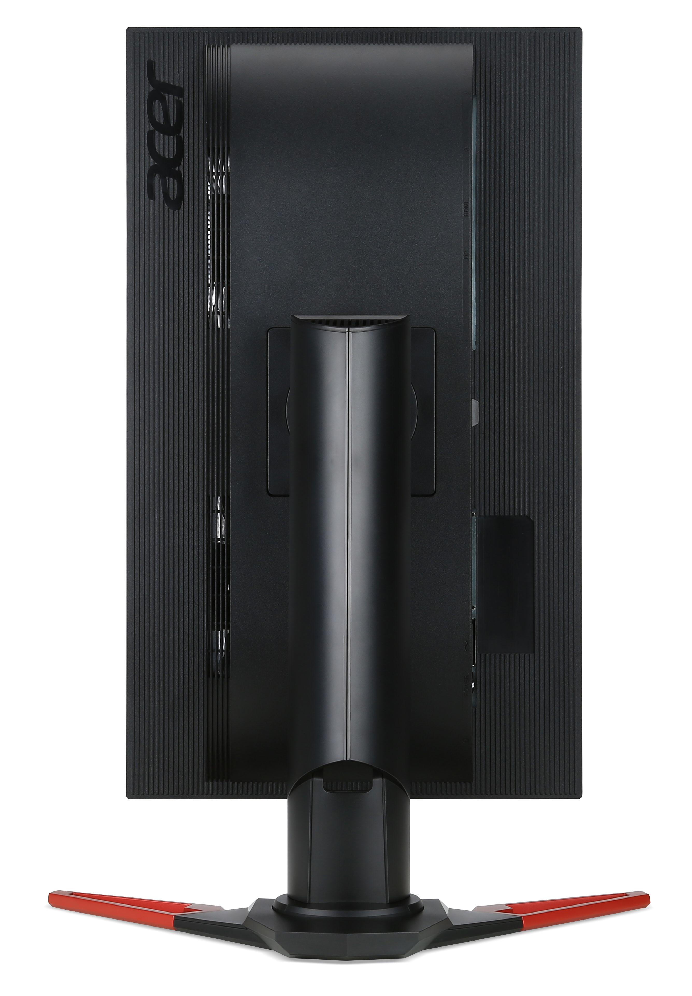 """Acer Predator XB241H bmipr 24"""" Full HD TN+Film Nero, Rosso Piatto monitor piatto per PC"""