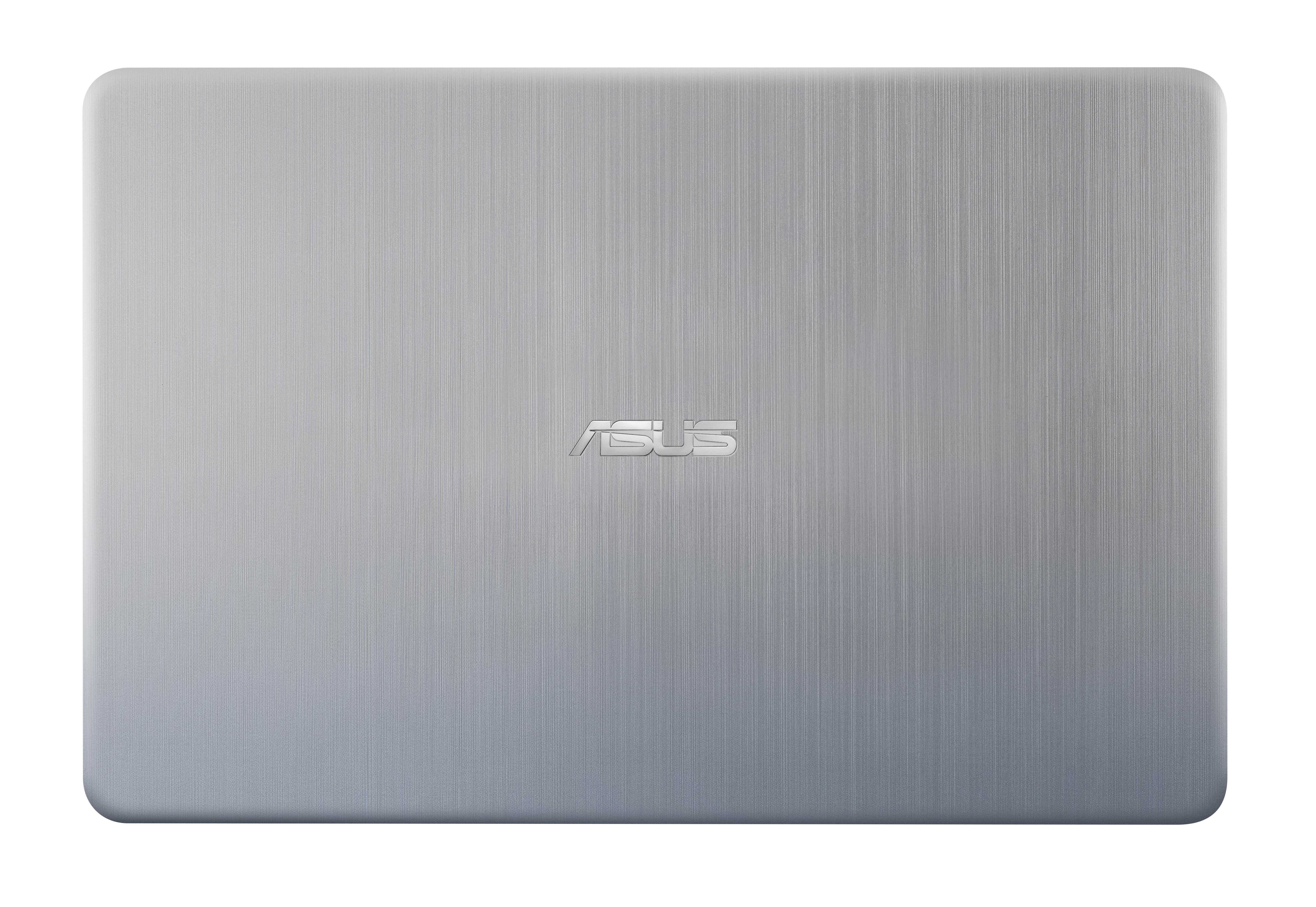 "ASUS F540LA-DM428T 2.4GHz i7-5500U 15.6"" 1920 x 1080Pixel Argento Computer portatile"