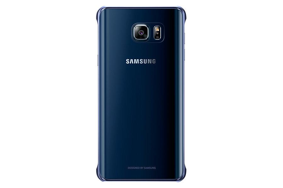 Samsung Clear Protective Cover Cover Nero, Trasparente
