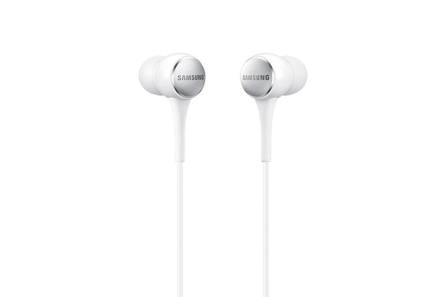 Samsung EO-IG935 Auricolare Stereofonico Cablato Bianco auricolare per telefono cellulare