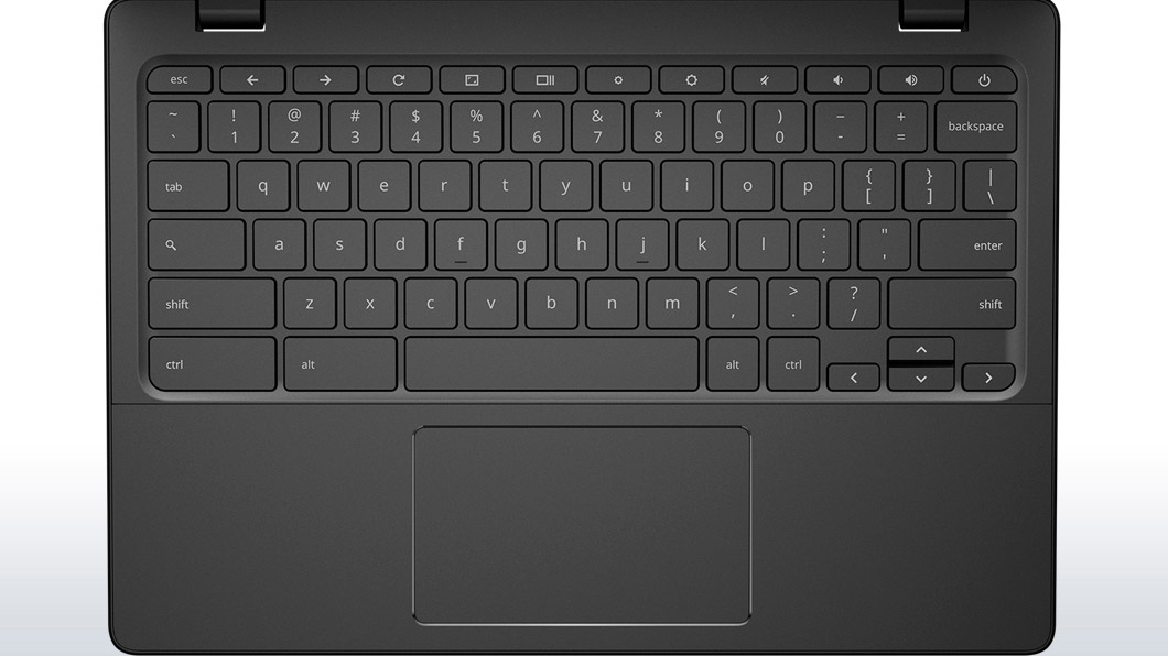 "Lenovo IdeaPad 100s 2.16GHz N2840 11.6"" 1366 x 768Pixel Nero Chromebook"