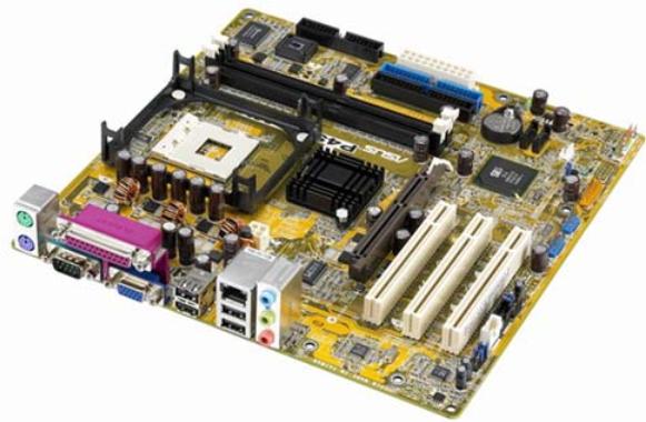 ASUS P4S8X-MX Presa elettrica 478 ATX scheda madre