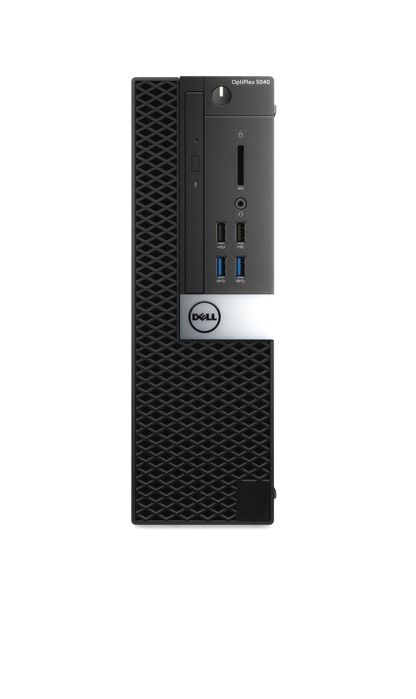DELL OptiPlex 5040 SFF + U2715H 3.7GHz i3-6100 SFF Nero PC