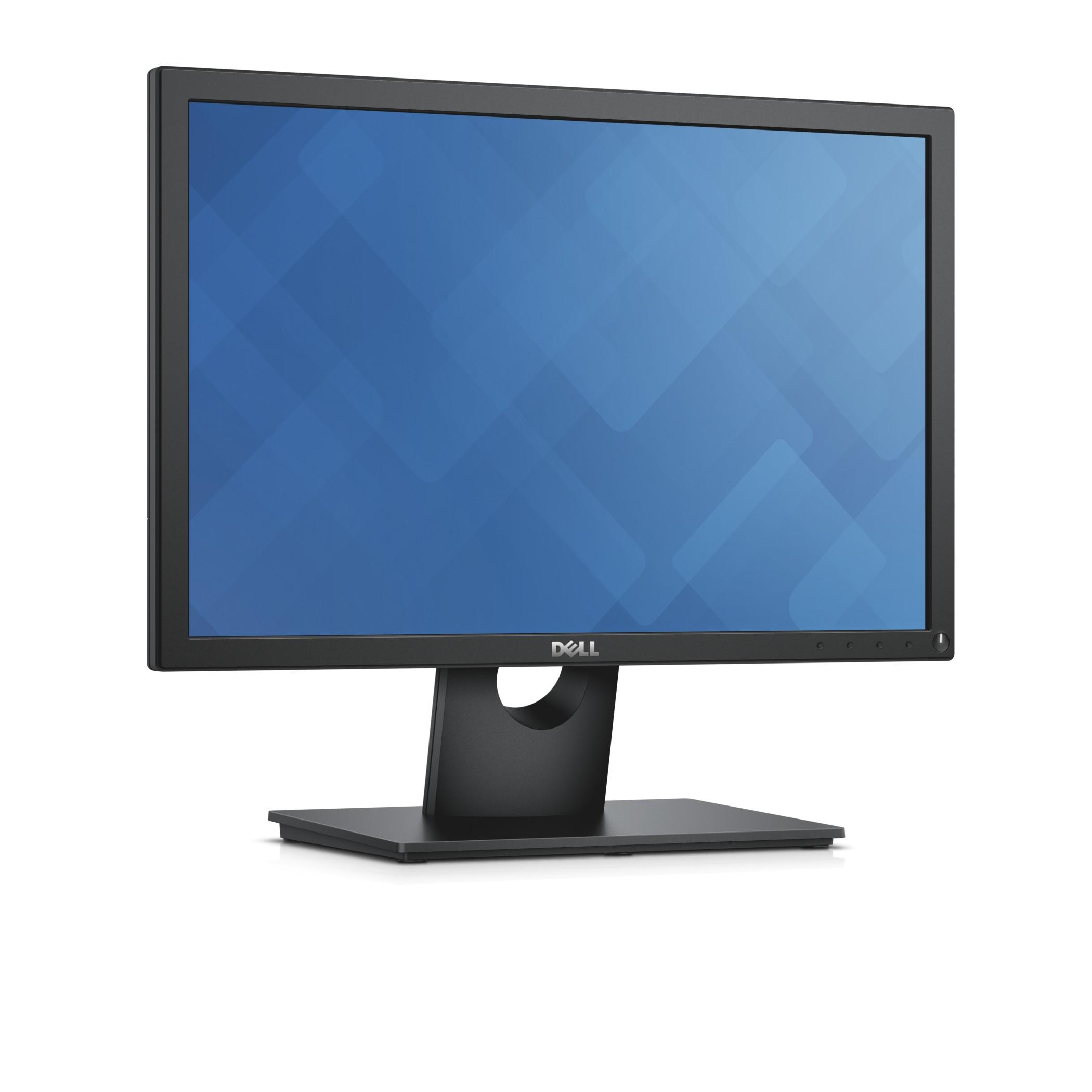 DELL OptiPlex 5040 SFF + E2016H 3.7GHz i3-6100 SFF Nero PC