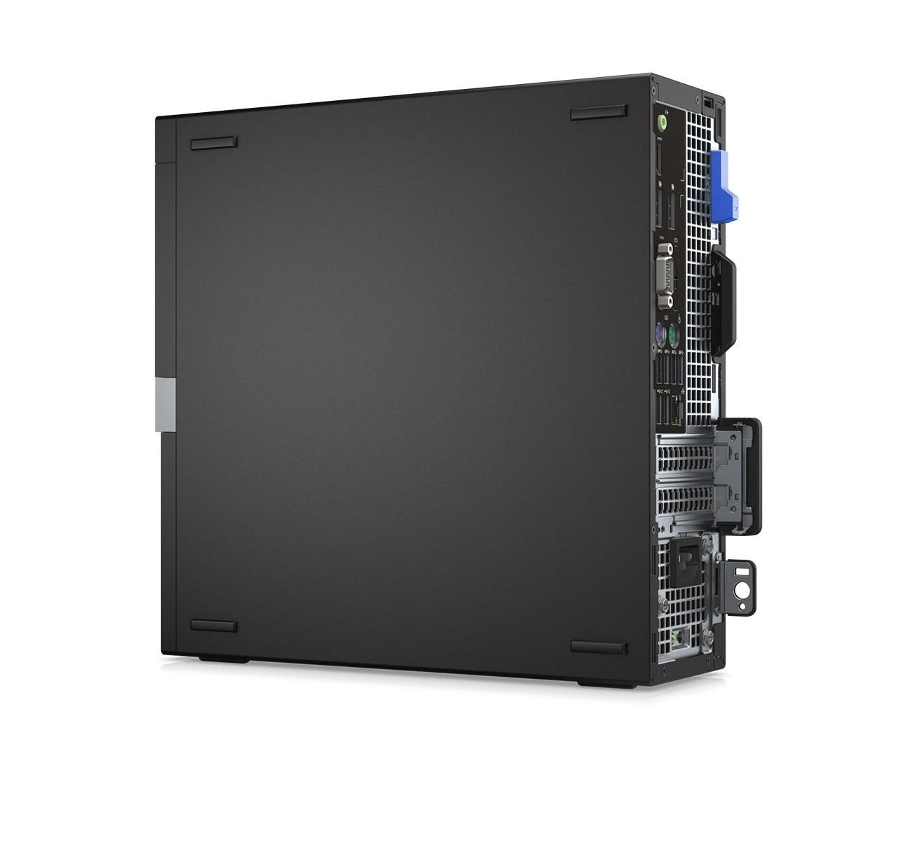 DELL OptiPlex 5040 SFF + U2717DA 3.7GHz i3-6100 SFF Nero PC