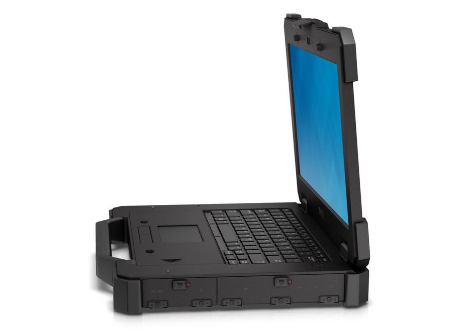 """DELL Latitude 14 2.6GHz i7-6600U 14"""" 1366 x 768Pixel Touch screen Nero Computer portatile"""