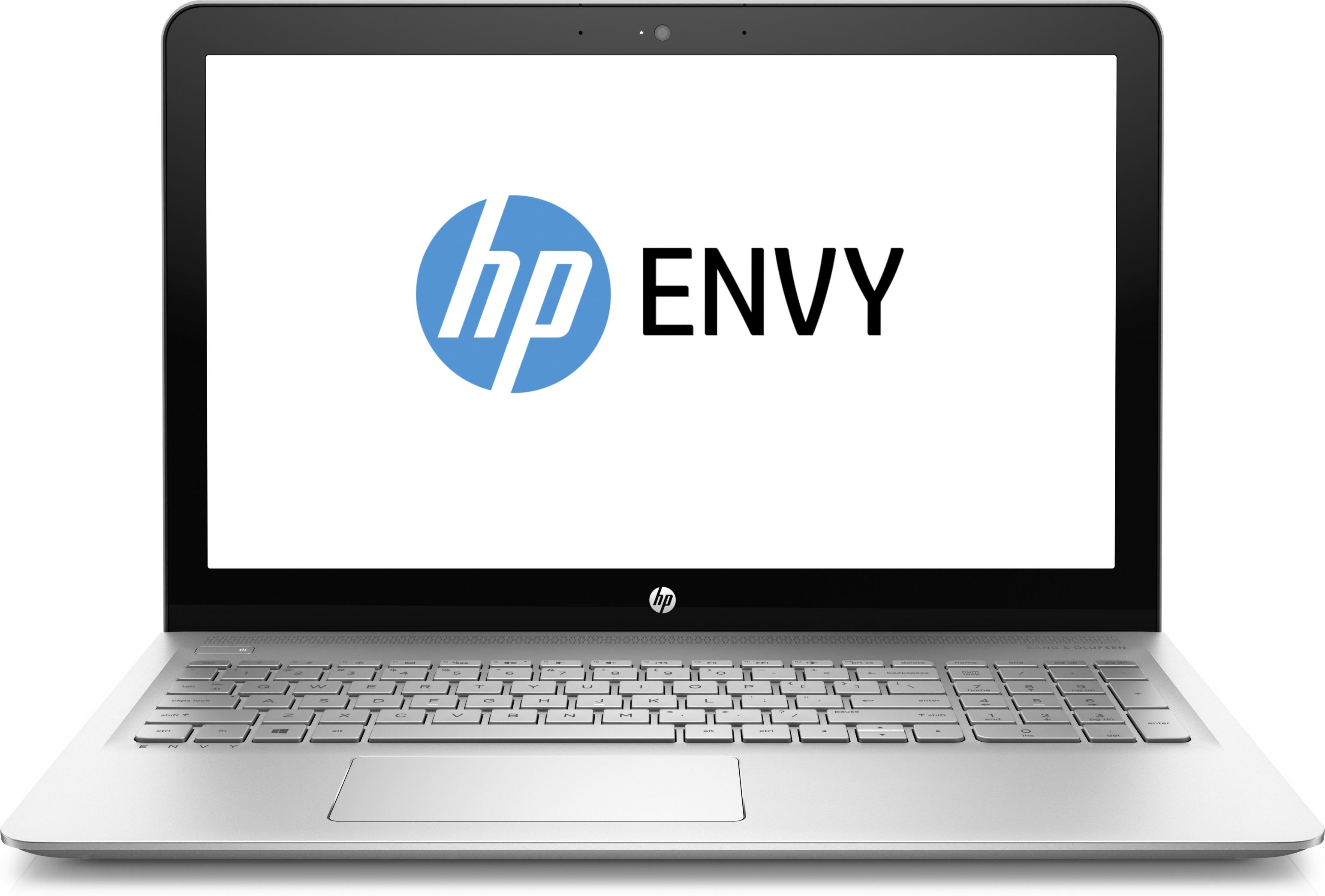 "HP ENVY 15-as032TU 2.5GHz i7-6500U 15.6"" 3840 x 2160Pixel Touch screen Argento Computer portatile"