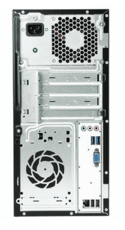 HP 202 G2 2.6GHz G3220T Scrivania Nero PC