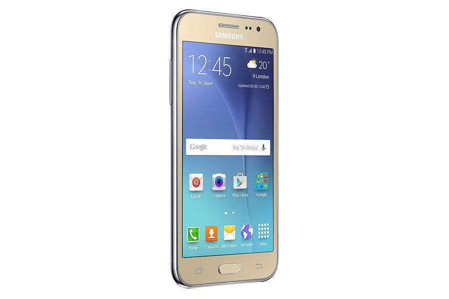 Samsung Galaxy J2 SM-J200 Doppia SIM 4G 8GB Oro