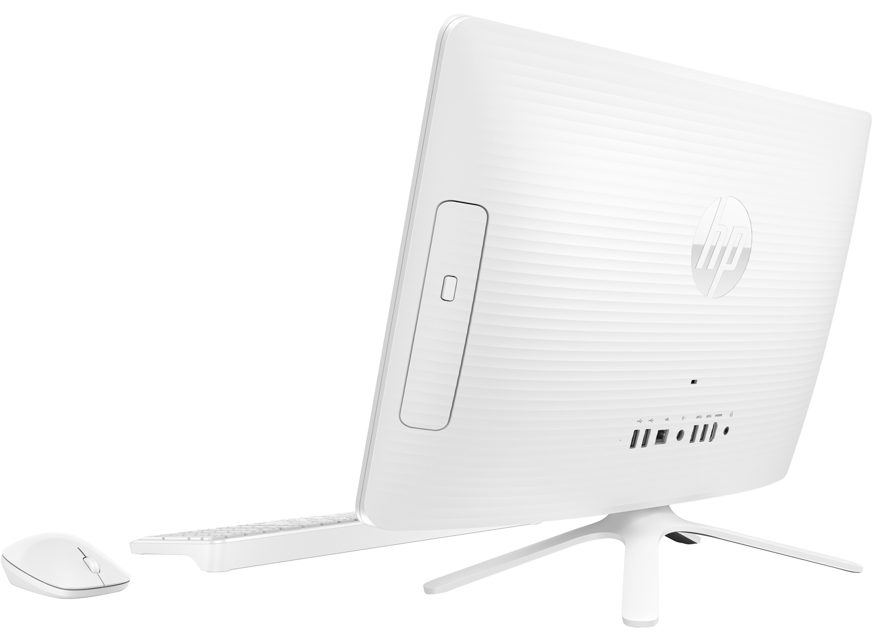 "HP 24-g000ng 2.3GHz i5-6200U 23.8"" 1920 x 1080Pixel Touch screen Bianco PC All-in-one"