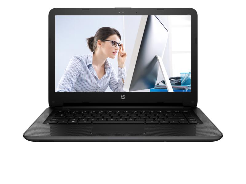 "HP 246 G4 2GHz i3-5005U 14"" 1366 x 768Pixel Nero Computer portatile"