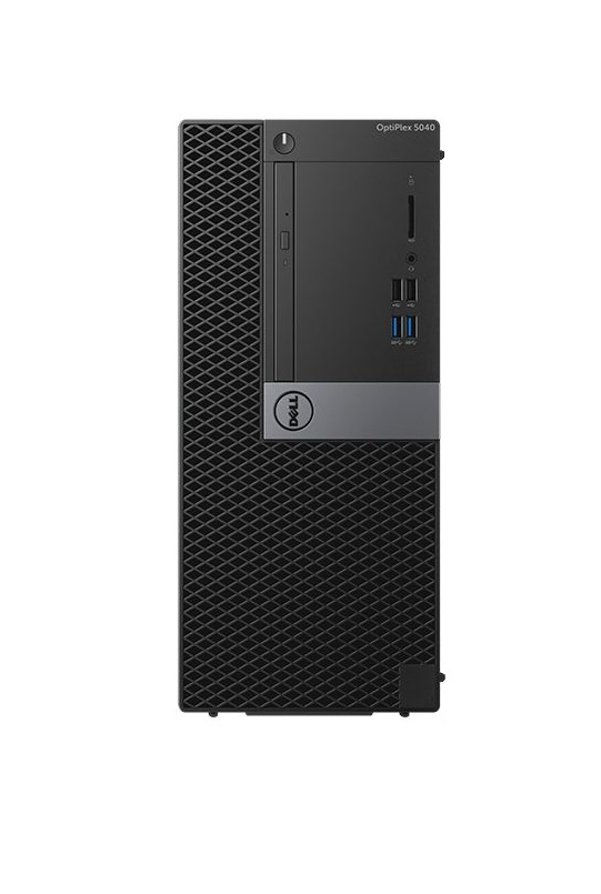 DELL OptiPlex 5040 MT + P2416D 3.2GHz i5-6500 Mini Tower Nero PC