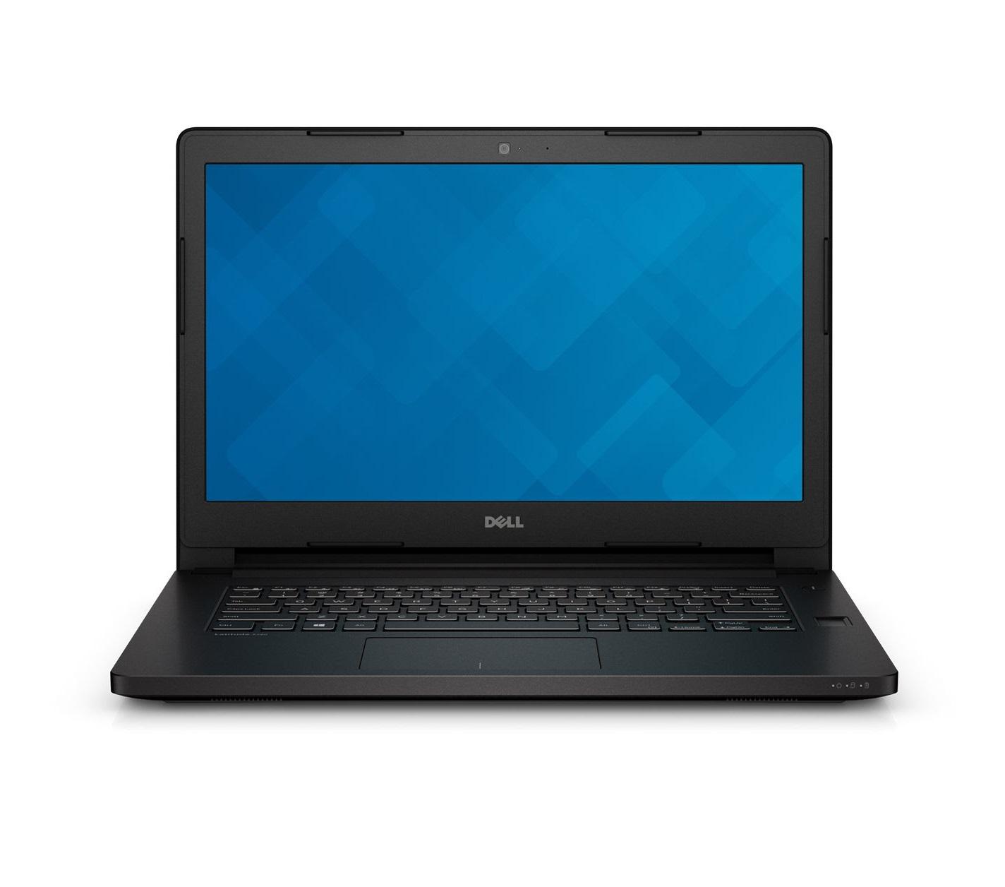 """DELL Latitude 14 2GHz i3-5005U 14"""" 1366 x 768Pixel Nero Computer portatile"""