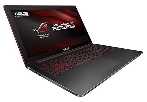 "ASUS ROG G501JW-CN467T 2GHz i7-4750HQ 15.6"" 1920 x 1080Pixel Nero Computer portatile"