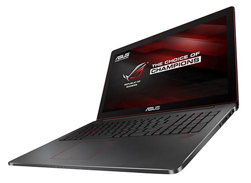 "ASUS ROG G501VW-FI038T 2.6GHz I7-6700HQ 15.6"" 3840 x 2160Pixel Nero Computer portatile"