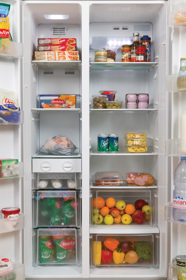Indesit SBSAA 530 S D Libera installazione 345L A+ Grigio frigorifero side-by-side