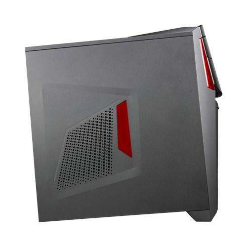 ASUS ROG G11CD-US008T 3.4GHz i7-6700 Torre Nero, Grigio, Rosso PC
