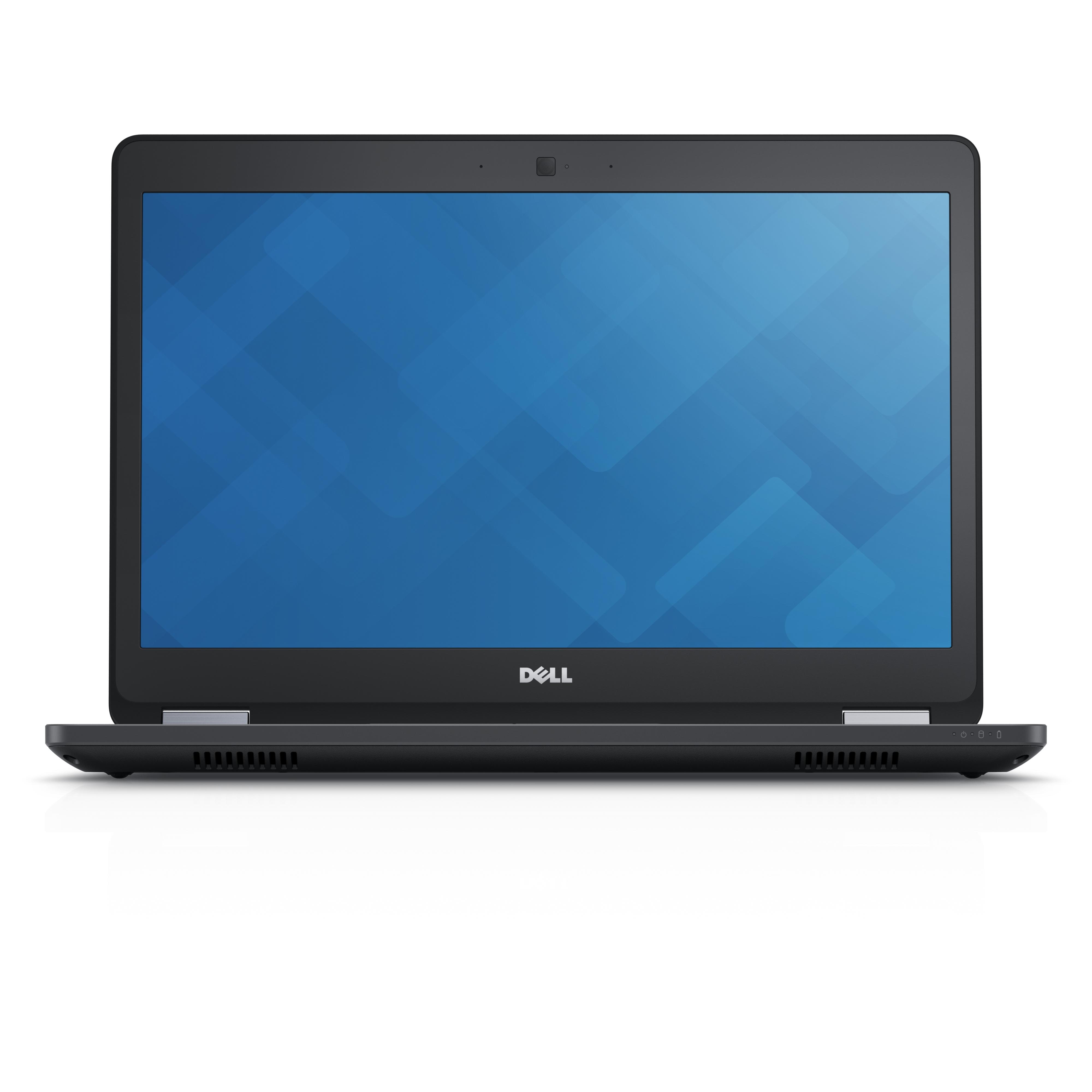 """DELL Latitude 14 2.4GHz i5-6300U 14"""" 1920 x 1080Pixel 4G Nero Computer portatile"""